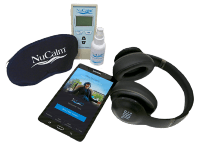 NuCalm relaxation technology