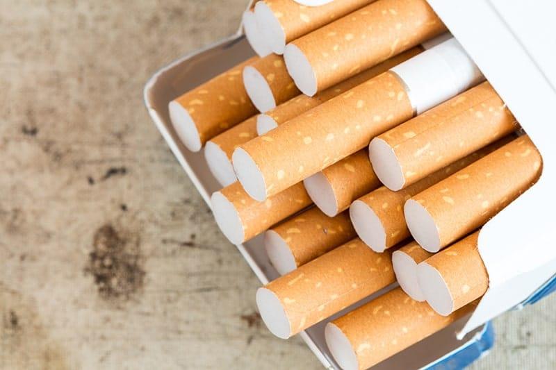 Smoking Destroys Oral Health